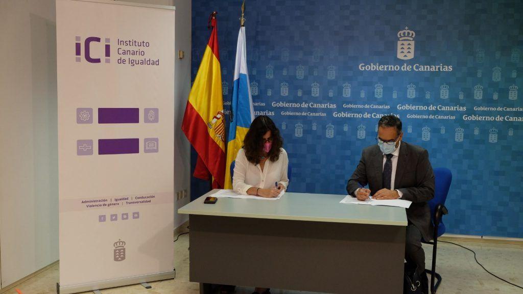 La Escuela de Servicios Sanitarios y Sociales de Canarias (ESSSCAN) y el Instituto Canario de Igualdad ofertan 15 nuevos cursos en materia de violencia de género